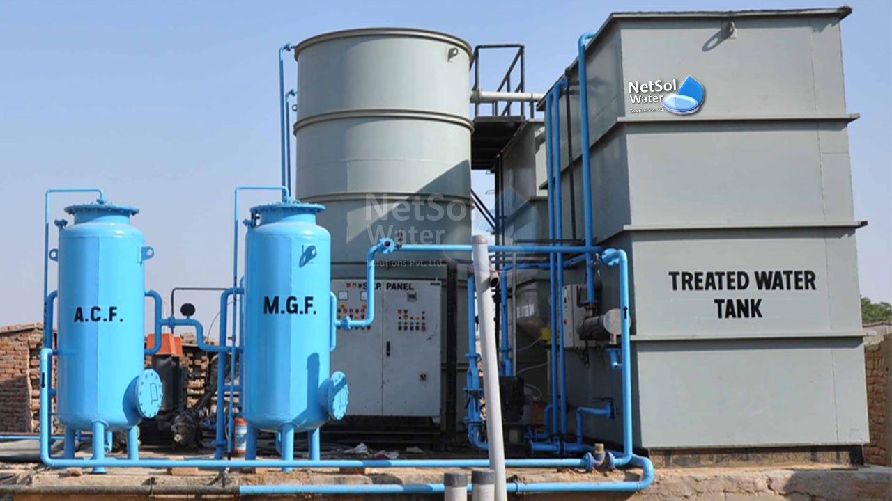 Effluent Treatment Plant: Manufacturer of ETP in India, Delhi-Noida